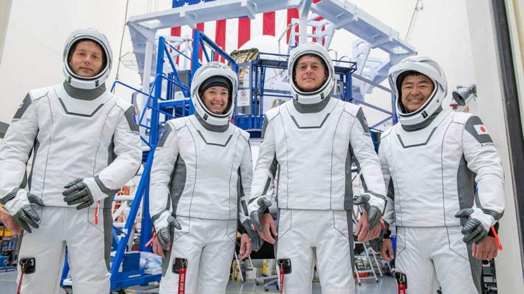 La NASA y SpaceX Crew-2 se preparan para otro viaje histórico