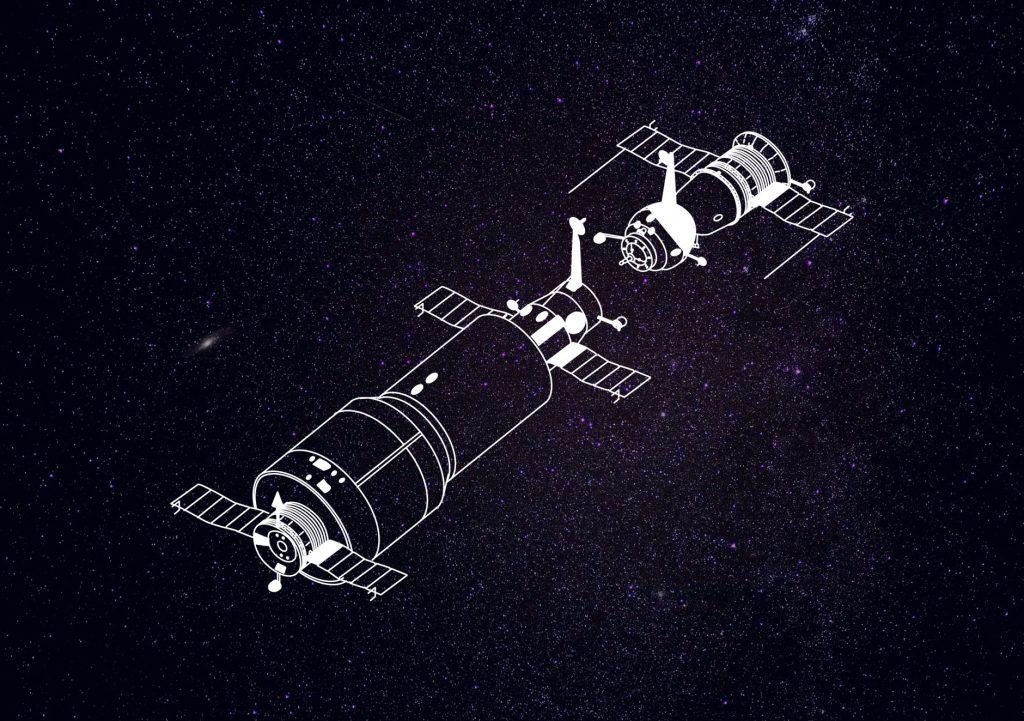 La primera estación espacial del mundo lanzada hoy hace 50 años