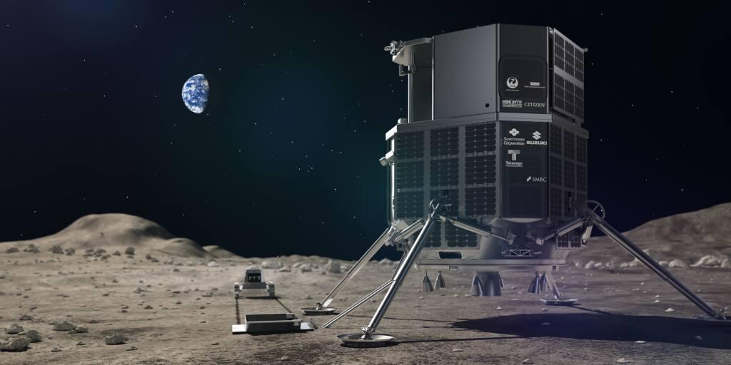 Una startup japonesa lanzará los Emiratos Árabes Unidos a la luna en 2022