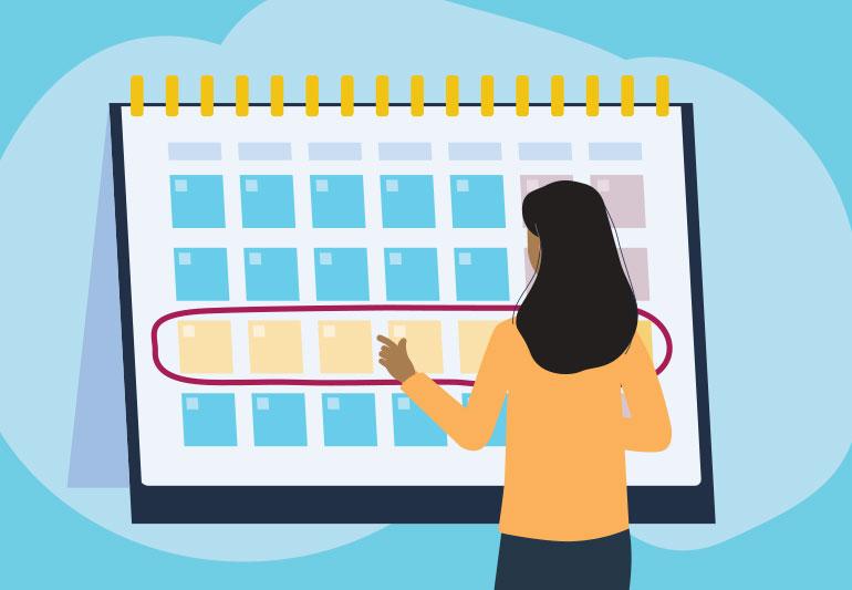 ¿Por qué se retrasa mi período?  Health Essentials de la Cleveland Clinic