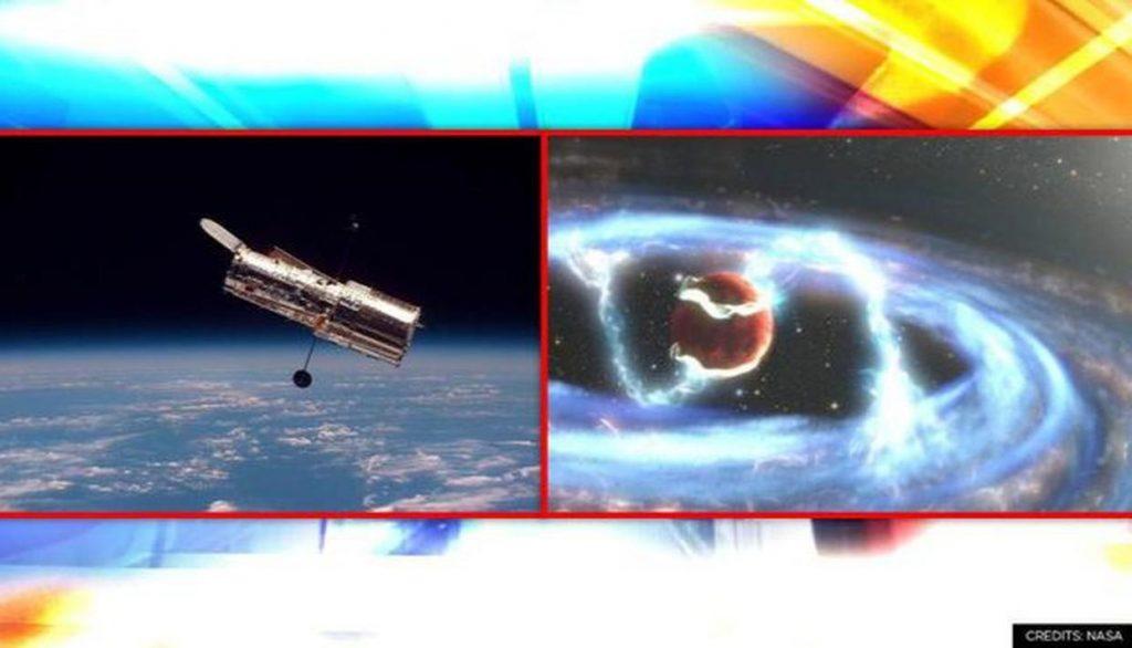 El Hubble de la NASA ofrece un vistazo de un planeta del tamaño de Júpiter que aún se está formando a partir de una estrella