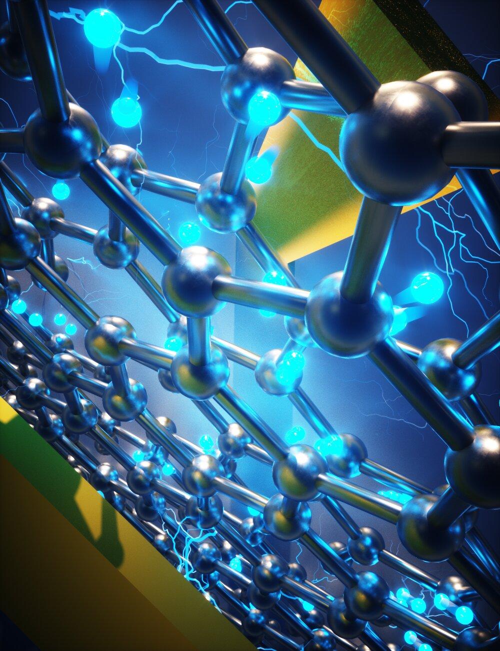 """El Instituto de Tecnología de Massachusetts convierte materiales """"mágicos"""" en dispositivos electrónicos versátiles"""