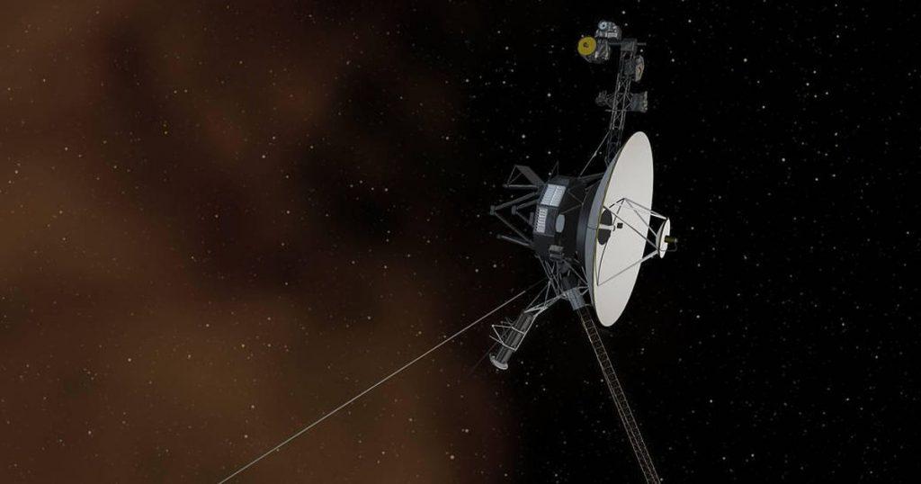 La Voyager 1 de la NASA detecta un zumbido monótono fuera de nuestro sistema solar