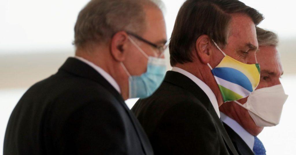 El Senado brasileño convoca a actuales y ex ministros de salud para investigar COVID-19
