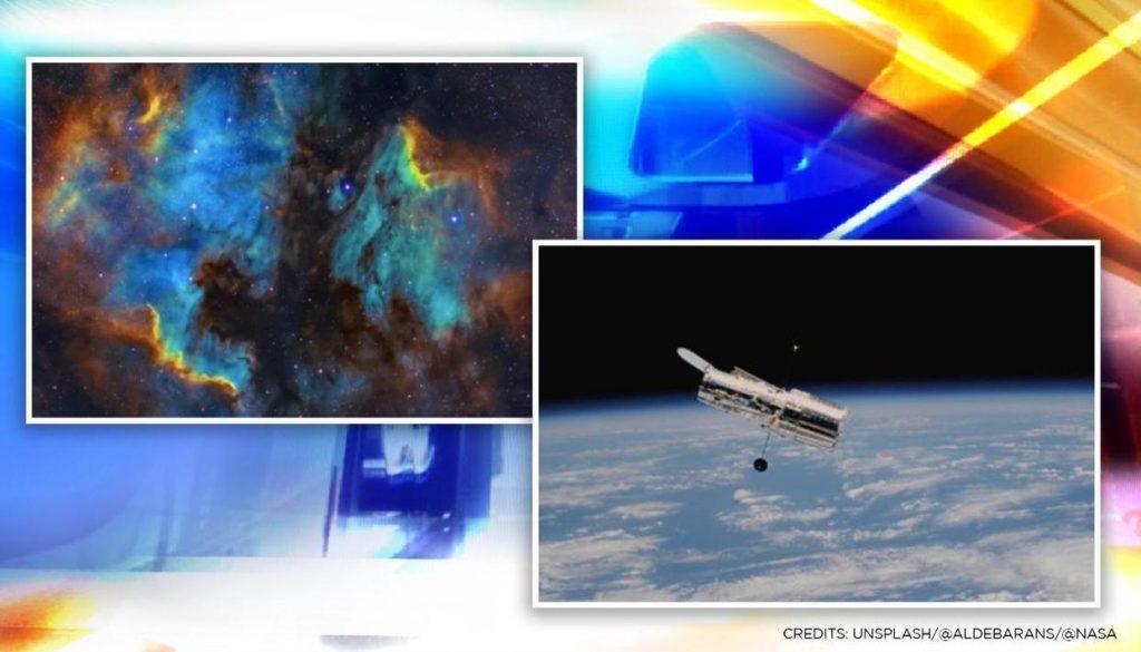 """La NASA comparte una imagen icónica del revestimiento plateado de la nube cósmica, """"Nebulosa de emisión NGC 2313""""."""