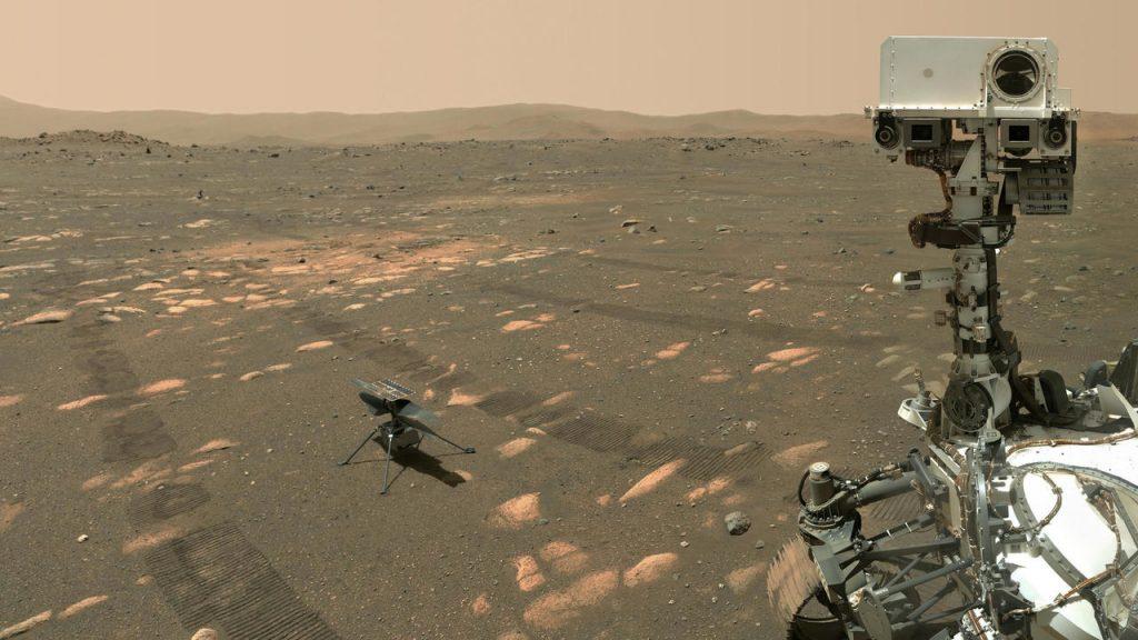 Perseverancia, esperanza y el Dios del fuego: una historia de los vehículos de exploración de Marte