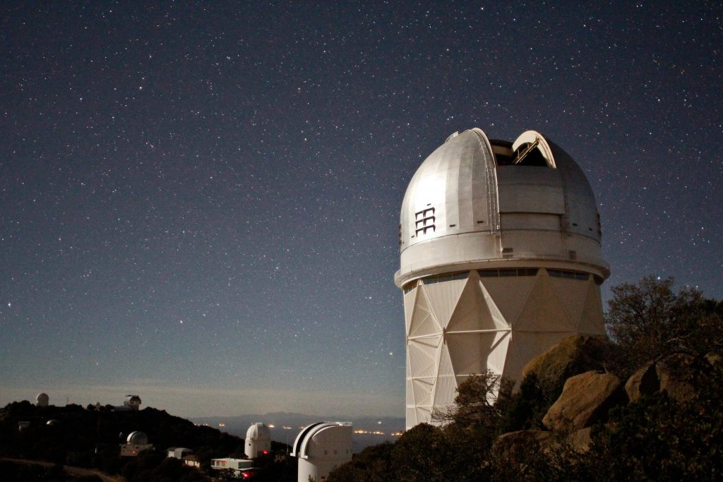 En su búsqueda por mapear el universo, los astrofísicos han lanzado el estudio más grande jamás realizado del cielo.