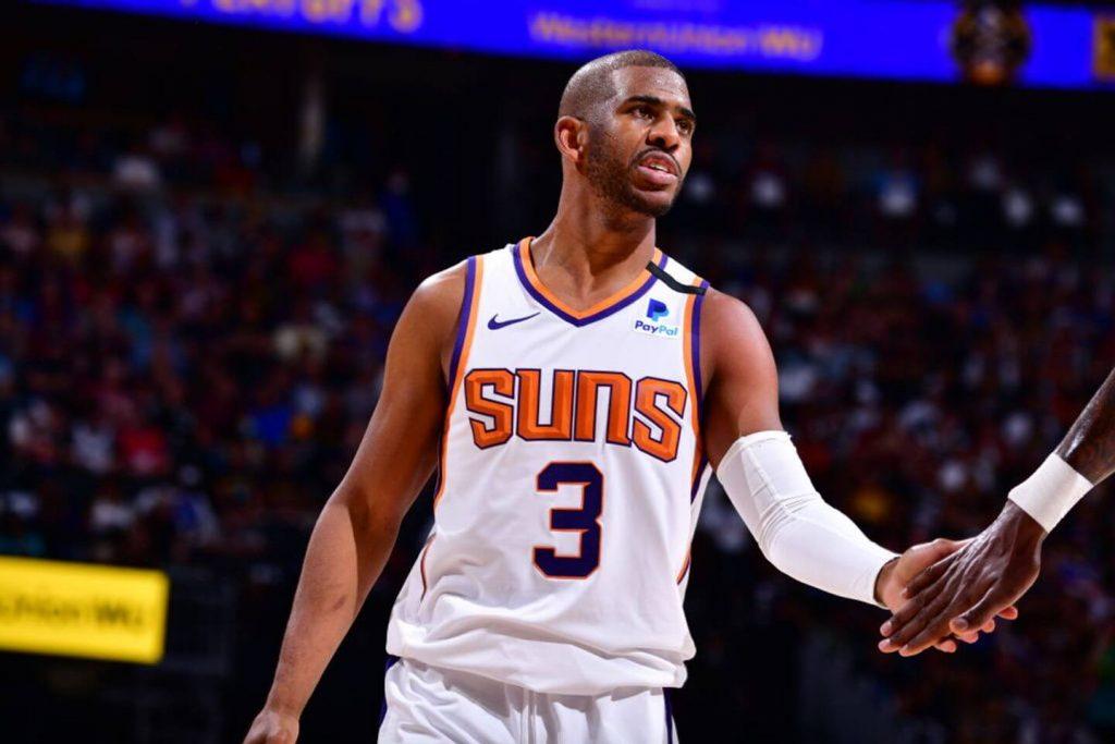 Chris Paul de los Suns ingresa a los protocolos de salud y seguridad de la NBA COVID-19