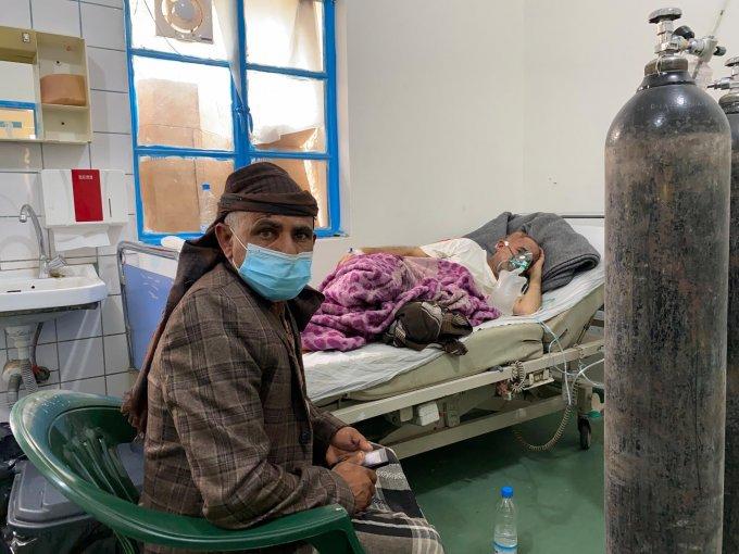 El devastado sistema de salud de Yemen lucha por responder a una segunda ola mortal de COVID-19 - Yemen