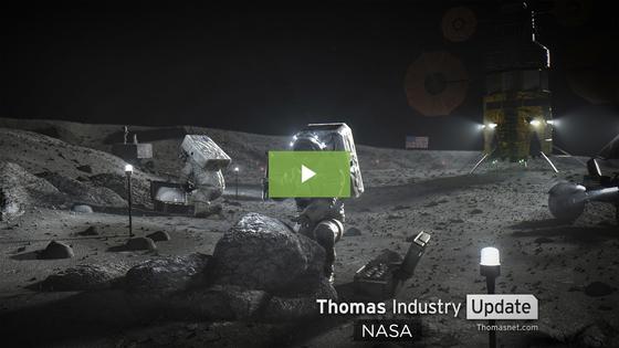 Lockheed y General Motors colaborarán para desarrollar un vehículo lunar de próxima generación