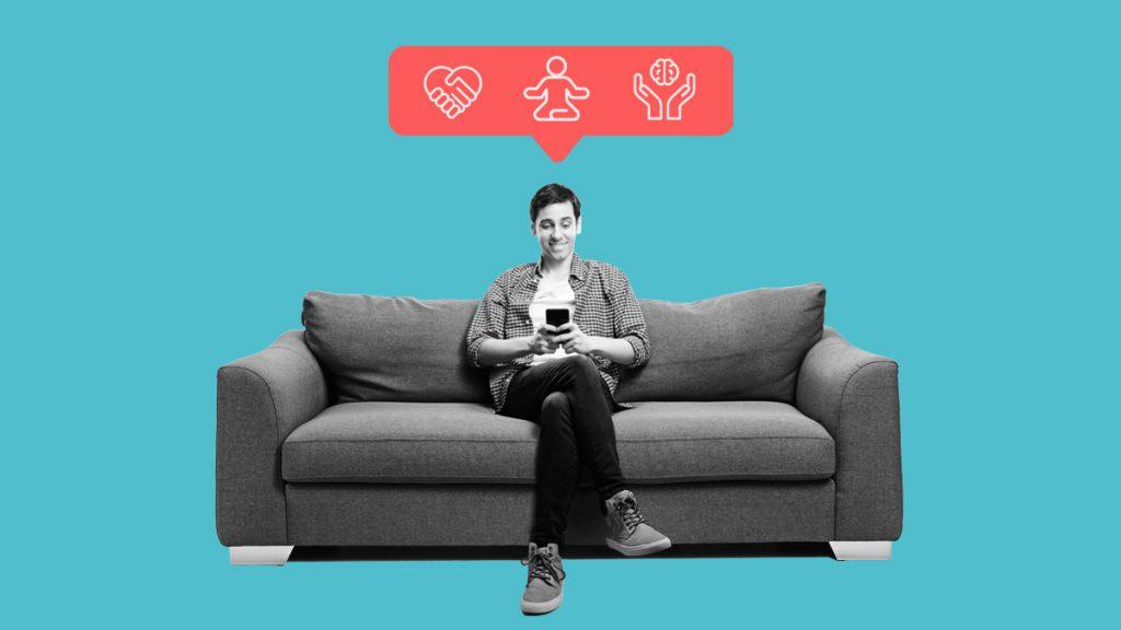 ¿Su empresa debería proporcionar aplicaciones de salud mental a los empleados?