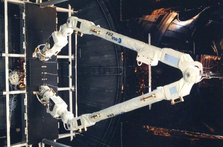 Un nuevo robot se dirige a la Estación Espacial Internacional
