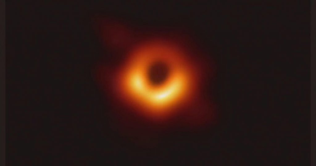 Más de 100 agujeros negros se han estado escondiendo en la Vía Láctea todo este tiempo