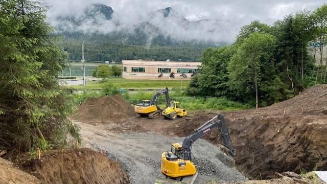 Comienza la construcción del Hospital Juno Bartlett, un edificio de salud conductual de $ 14 millones que estará disponible el próximo invierno