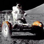 El primer automóvil aterrizó en la luna hace 50 años