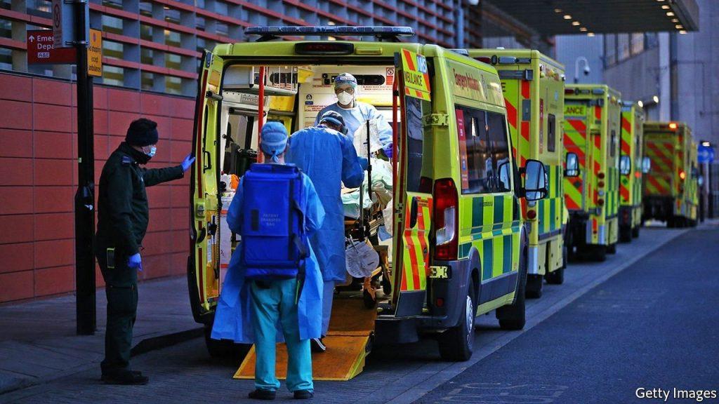 El misterio en el corazón del NHS