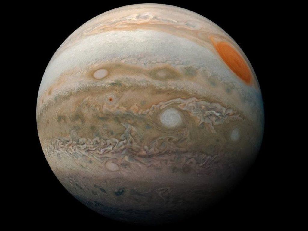 Los científicos finalmente han resuelto el misterio de la impresionante aurora de rayos X de Júpiter