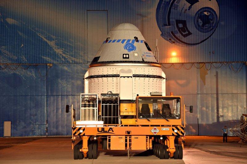 Starliner de Boeing ha asegurado la parte superior del cohete Atlas V para su segundo lanzamiento sin tripulación