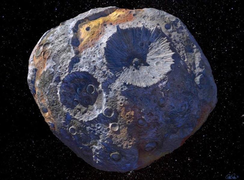 Un asteroide que se dirige hacia la Tierra podría convertir a todos en multimillonarios - Kashmir Observer