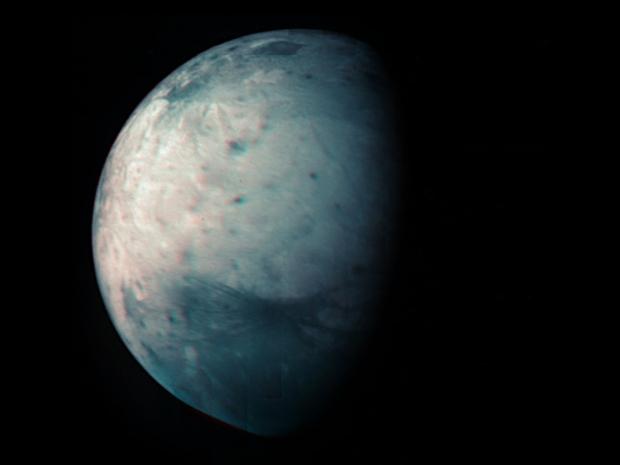 La NASA captura una imagen asombrosa de la luna más grande de nuestro sistema solar 01    TweakTown.com