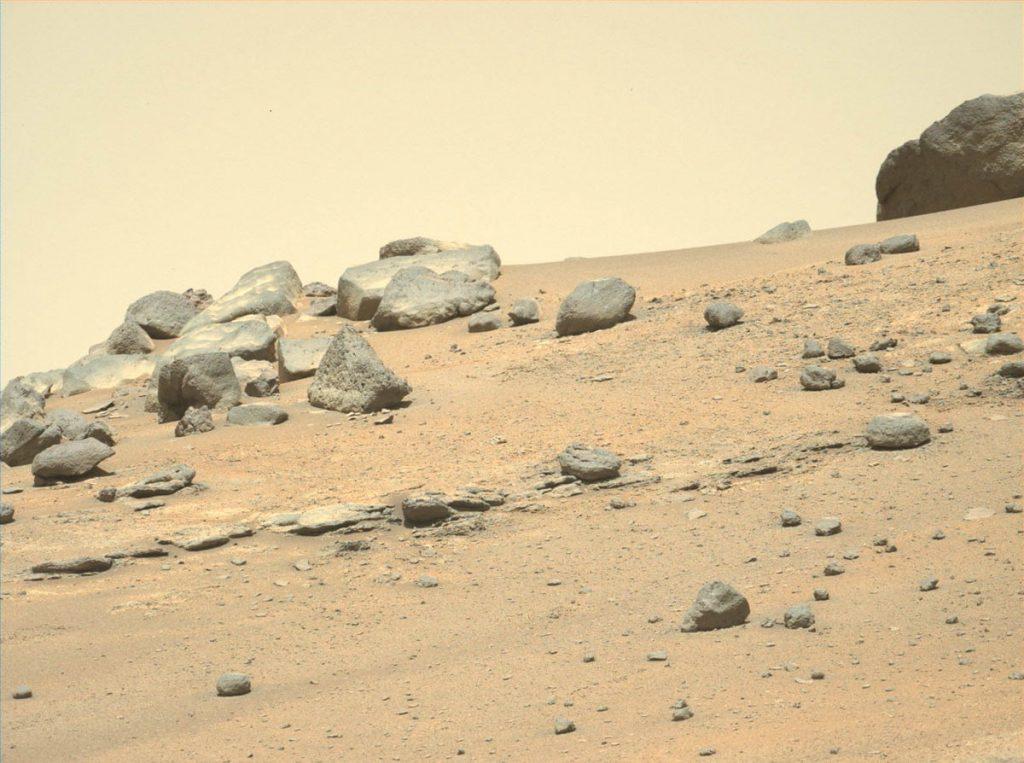 Perseverance rover hará un segundo intento de muestra de Marte