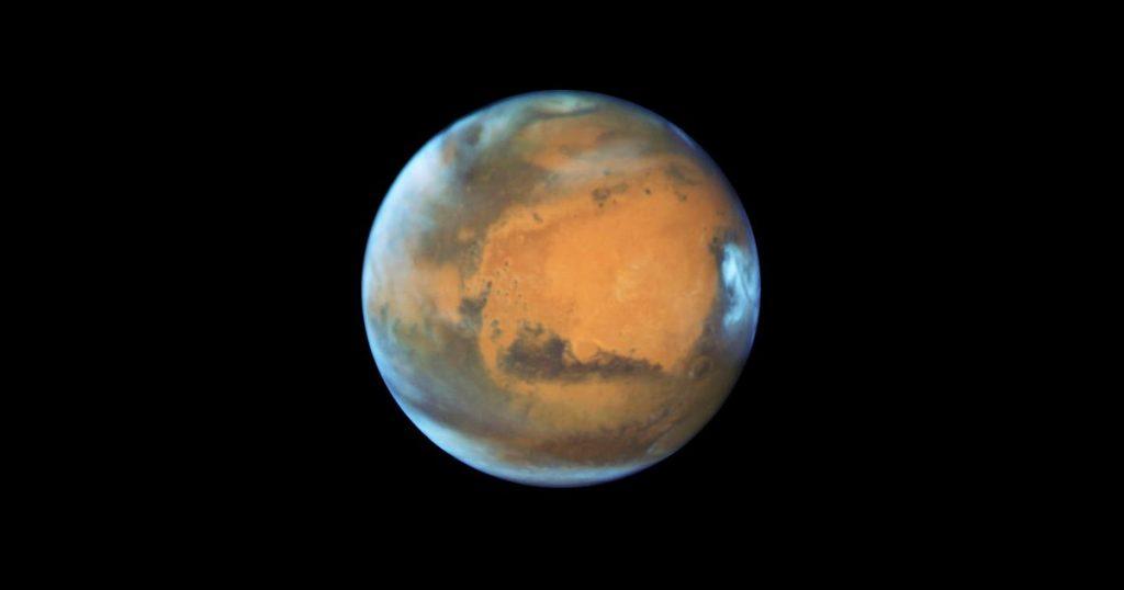 Los científicos dicen que el mejor momento para que los humanos viajen a Marte es cuando el sol está rugiendo