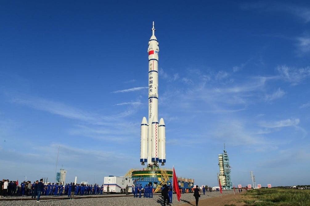 China está considerando construir una nave espacial de un kilómetro