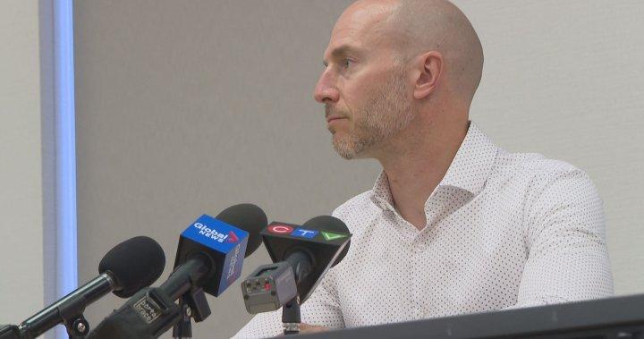 Nota: Salud Pública confirma la muerte en el brote de legionarios en Moncton - New Brunswick
