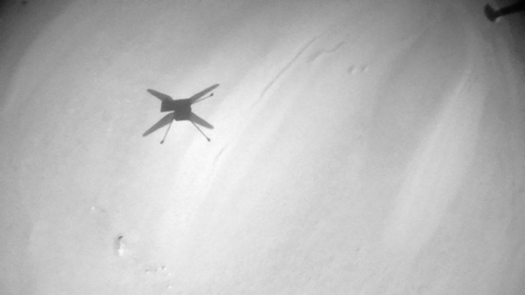 El helicóptero Mars Helicopter de la NASA ahora está explorando nuevos sitios para su estudio de rover persistente