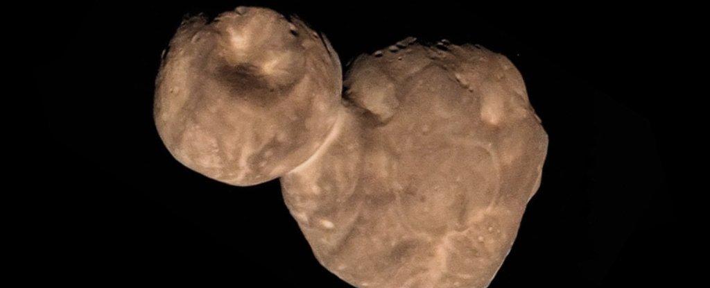 Extrañas rocas rojas viven en el cinturón de asteroides y no pertenecen allí