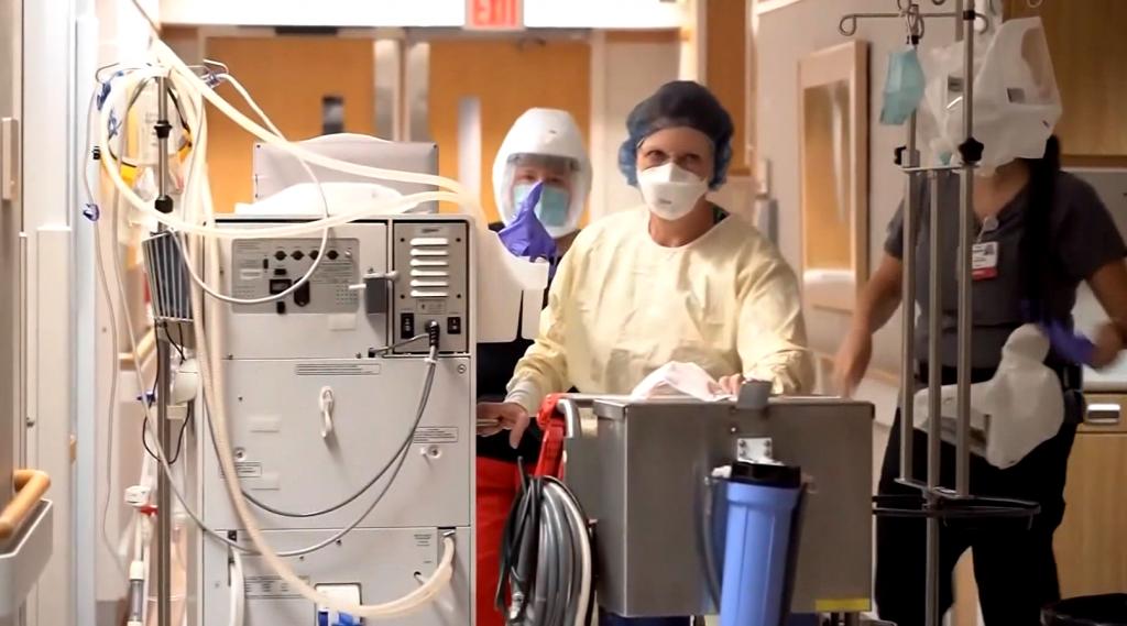 Los expertos en salud están preocupados a medida que se acerca la temporada de gripe