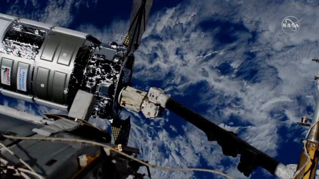 Nuevo visitante de la Estación Espacial Internacional: la NASA confirma que los atracaderos Cygnus están equipados con espacio científico