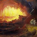 ¿Fue la extraña influencia cósmica una inspiración para la historia bíblica de Sodoma y Gomorra?