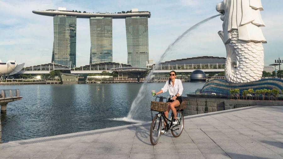 El coronavirus más reciente: los casos de Singapur aumentan a medida que la ciudad-estado aprende a vivir con Covid