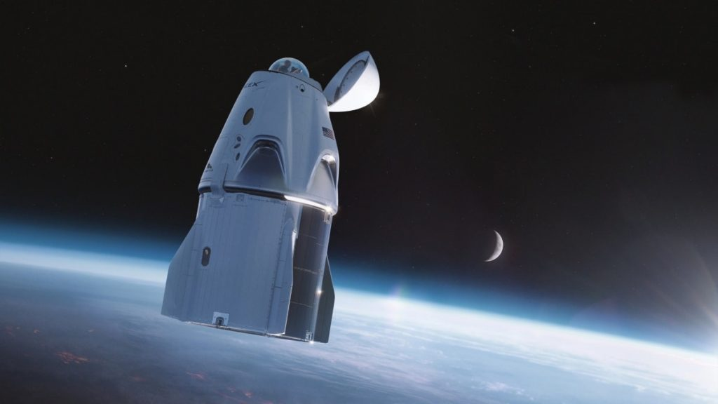 Elon Musk Says First Inspiration4 Mission Had Toilet