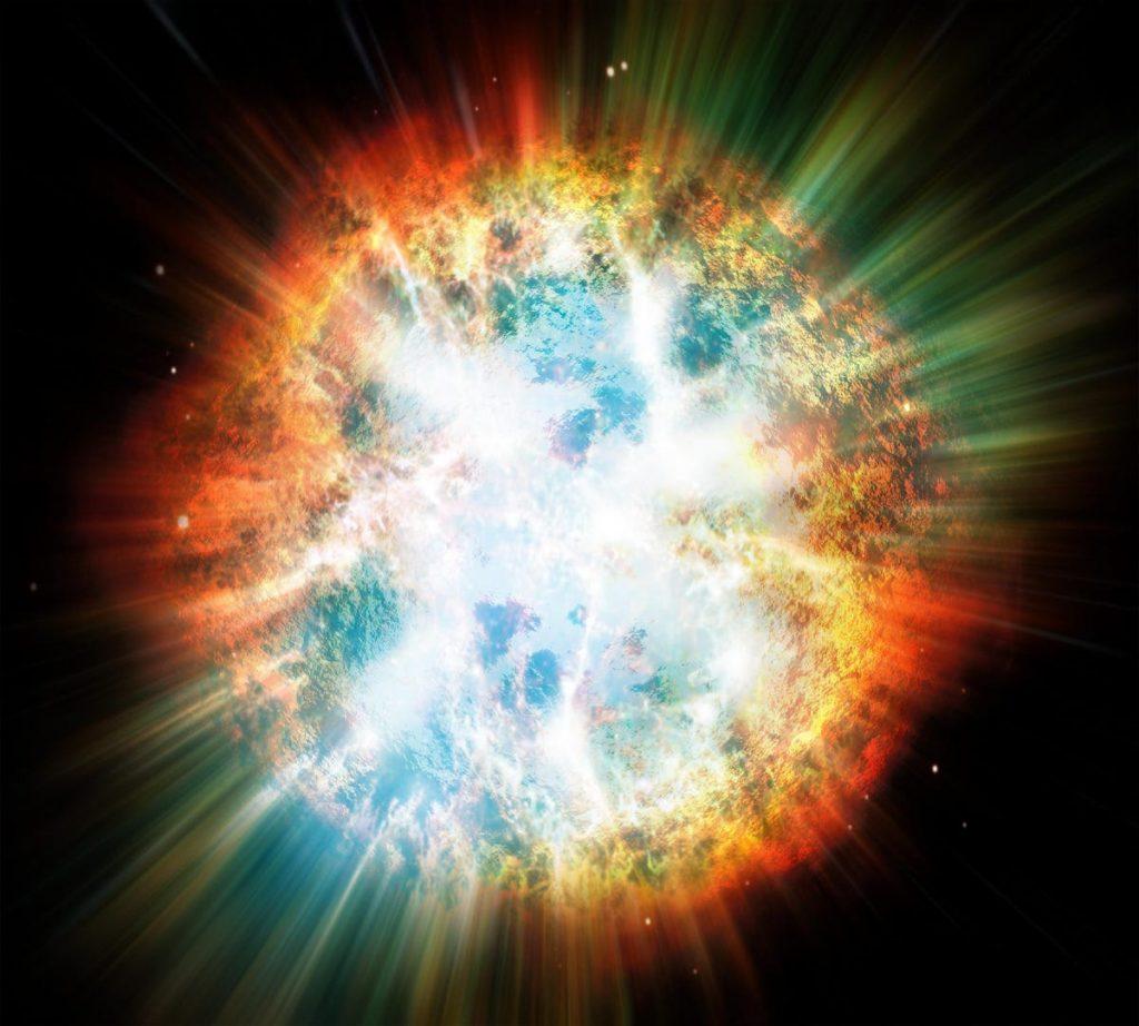 Finalmente se encontró la supernova que aturdió a los astrónomos en el año 1181, la estrella de 'Zombie'