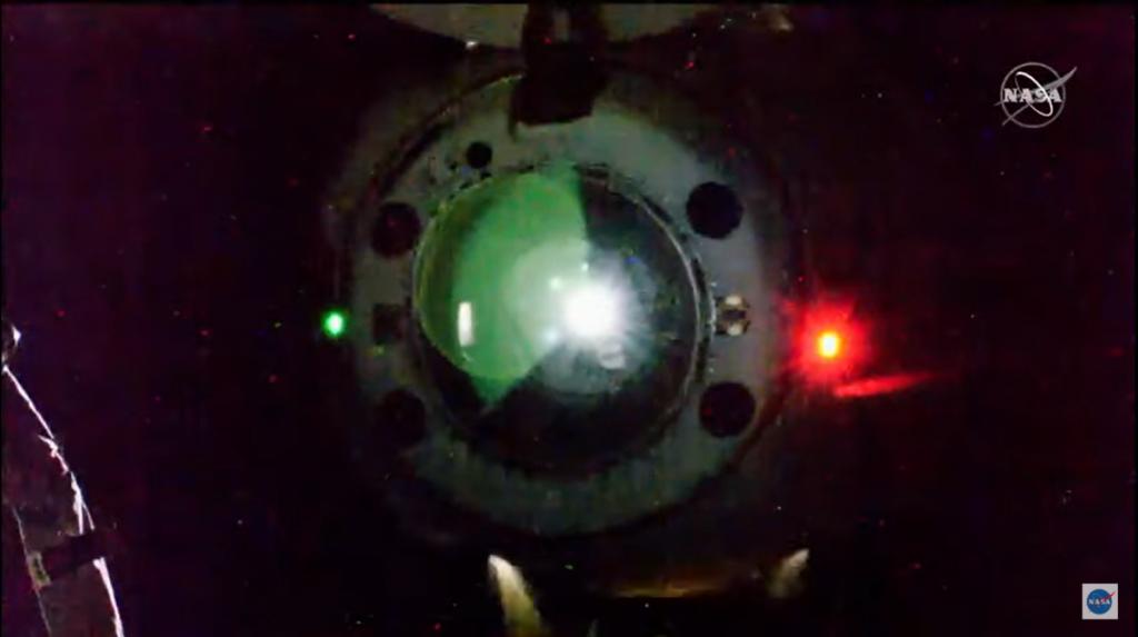 La nave de carga SpaceX Dragon se dirige a la Tierra llena de experiencias de sensibilidad a la gravedad