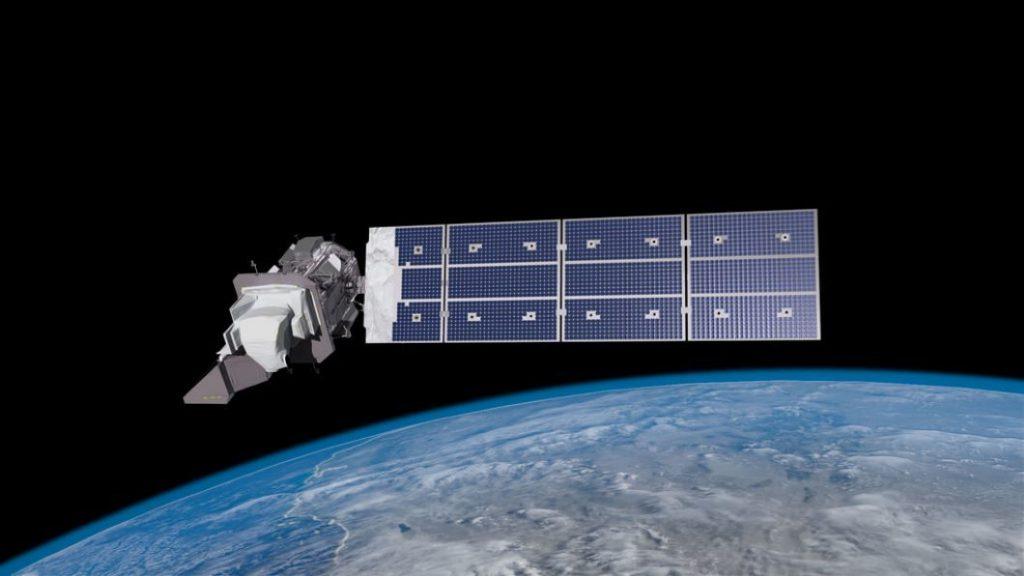 """Landsat 9, el satélite más poderoso de la NASA hasta la fecha, se lanzará desde un tipo """"go"""" de Landsat el lunes."""