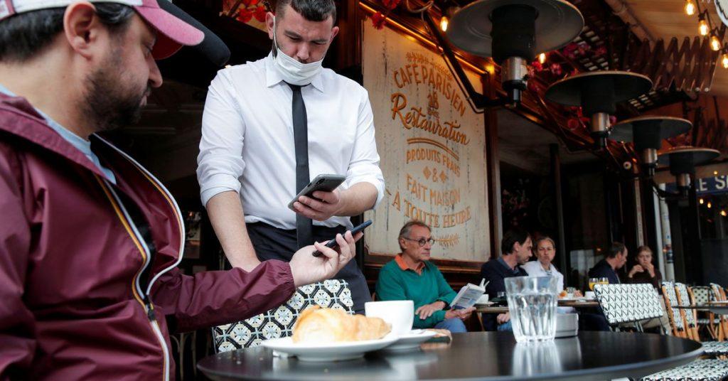 Ministro: Francia puede aliviar las restricciones sanitarias al tráfico en los grandes centros comerciales