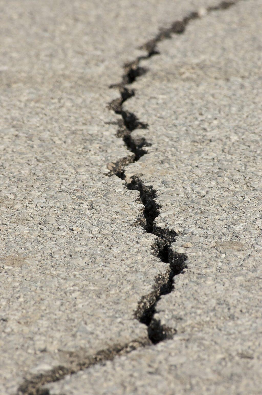 El estrés en la corteza terrestre se determina sin datos de terremotos