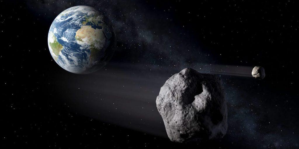 La misión DART de la NASA planea estrellar una nave espacial contra un asteroide para intentar cambiar su curso